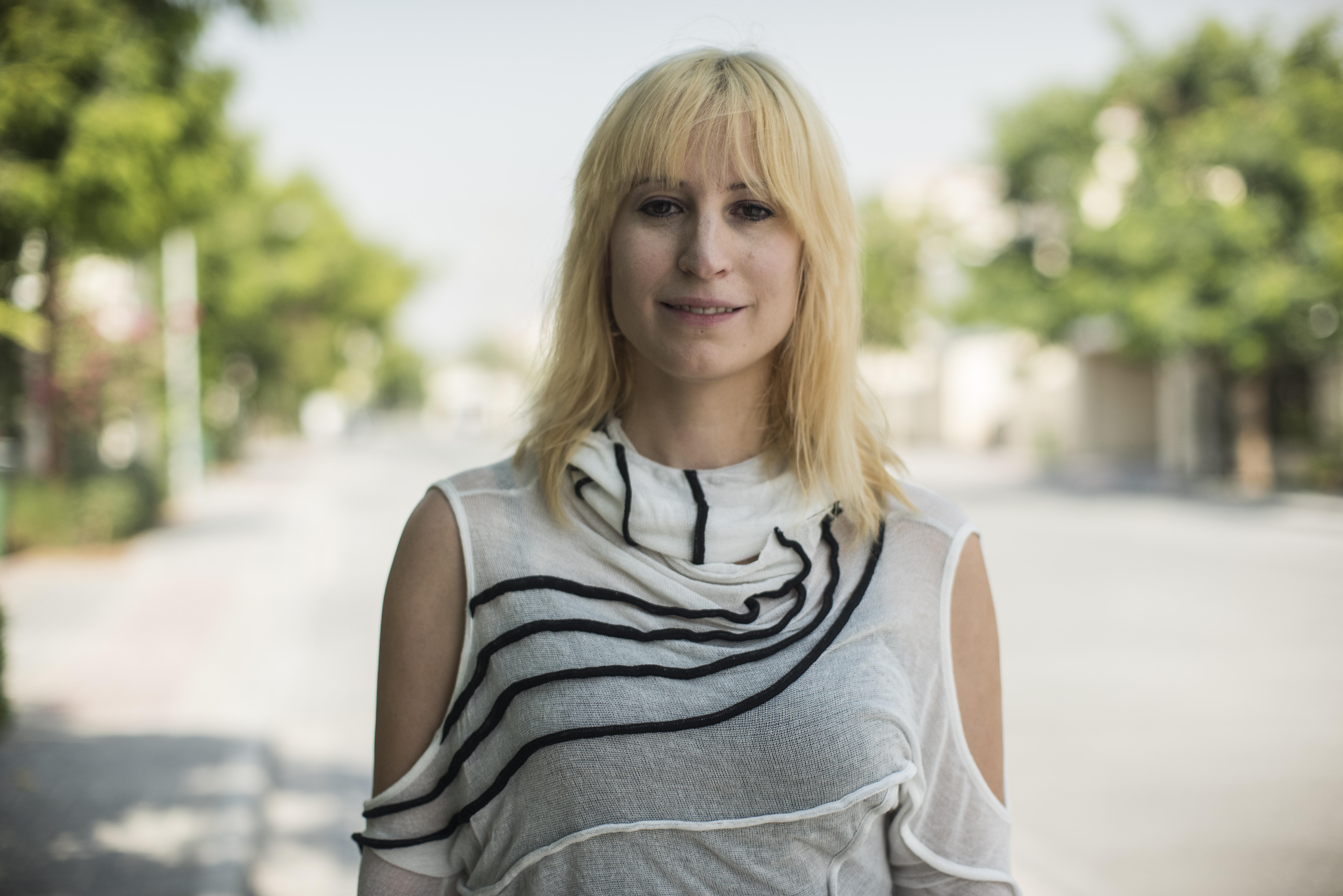 Costumer Lisa Sass