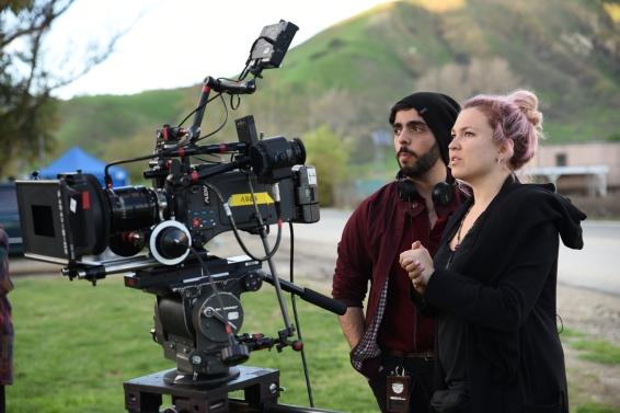 Cinematographer Olesia Saveleva