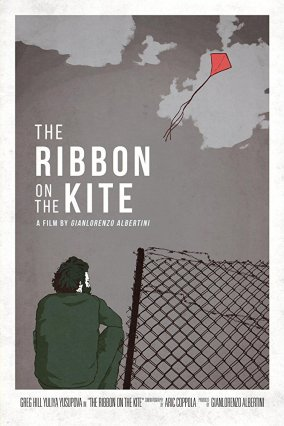 poster the ribbon on the kite