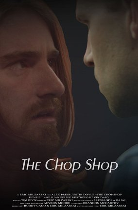 THE CHOP SHOP POSTER