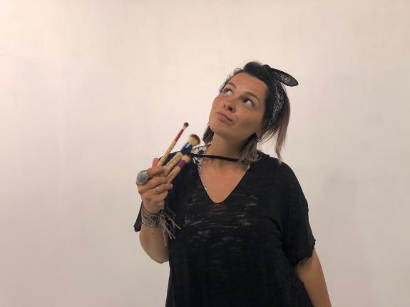Makeup Artist Flavia Vieira