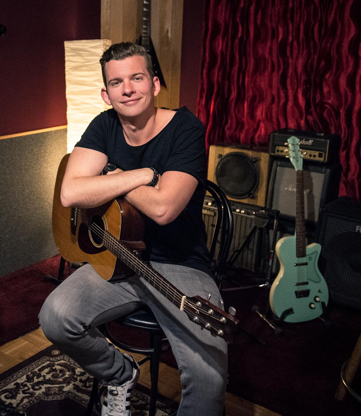 Music Producer Peder Etholm-Idsoee
