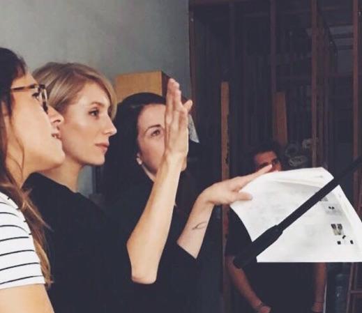 Director Eliza Brownlie