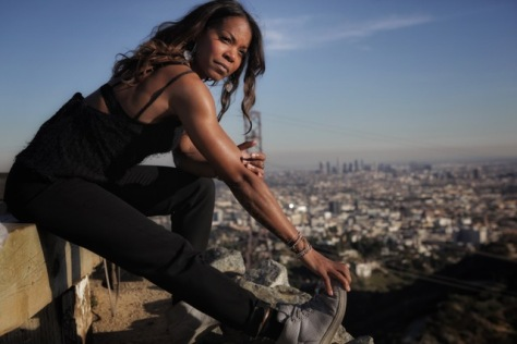 Celebrity trainer Nancy Marie-Claire